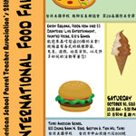 Food Fair Poster - version 1