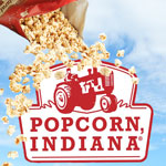 Popcorn Indiana Poster
