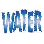 Typography - Water