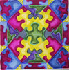 Kaleidoscope Painting