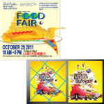 Remodeled Food Fair Poster