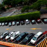 Tilt Shift/Model World