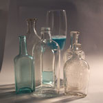 Glass Bottles - Back