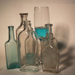 Glass Bottles - Front