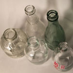 Glass Bottles - Equivalent