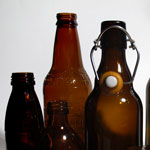 Bottle Photography - Brown