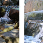 Waterfall Comparison