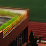 Tilt/ Shift World - Courtyard