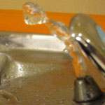 Fountain (Fast Shutter Speed)