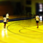 Tilt/ Shift World - Gym