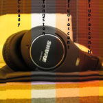 Shures in Indoor Light