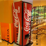 Cafeteria Mixed Lighting