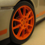 ROY G BIV - Orange