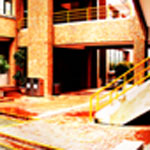 Courtyard Panorama