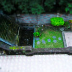 Tilt Shift from House Balcony