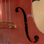 HDR cello