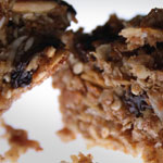 Food: composition and lighting (Granola Bar)