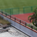 Tilt-shift - benches