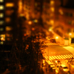 Tilt Shift Outside