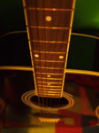 Guitar Depth of Field
