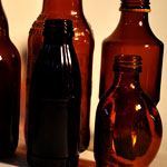 Bottles: Brown