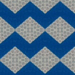 Quilt State Design - Scaly Zigzag