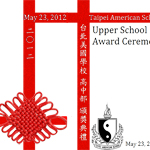 Taipei American School Award Ceremony Cover