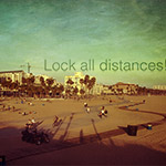 12 Lock all distances