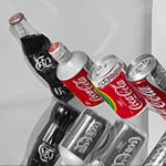 Coca Cola Still Life (Reflection)