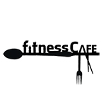 Breadth (Shape and Balance) Fitness Cafe Logo Design