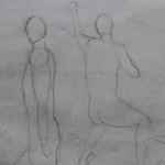 Pose Sequence Drawing