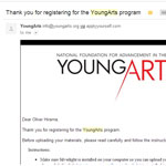 YoungArt screen shot