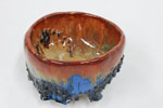 Nail pot top view
