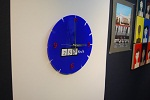Clock Project: Speedometer Clock (Sideview)