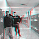 People in the Hallway (3D People)