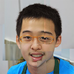 (David Hockney) Jester Collage
