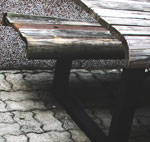 Lines - Outdoor Bench