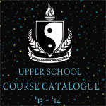 Course Catalogue Design