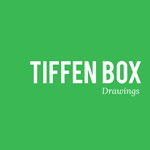 Tiffen Box Drawings Cover