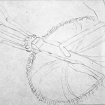 Egg Beater: Pencil Drawing (Incomplete)