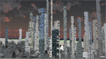 City Engine Perspectives _ From Afar/Horizon