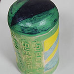 lidded wrap vessel