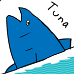 Tuna Playing Card
