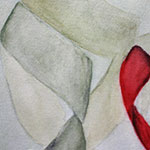 Watercolor Ribbons 2