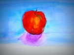 Water Color_Fruit