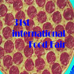 TAS Food Fair Poster