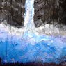 Expressionist / Abstract Painting- Ice Shock