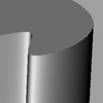 Extruded Custom Shape