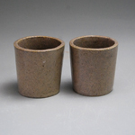 Slab-Built Cups