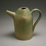 Slab-Built Tea Pot